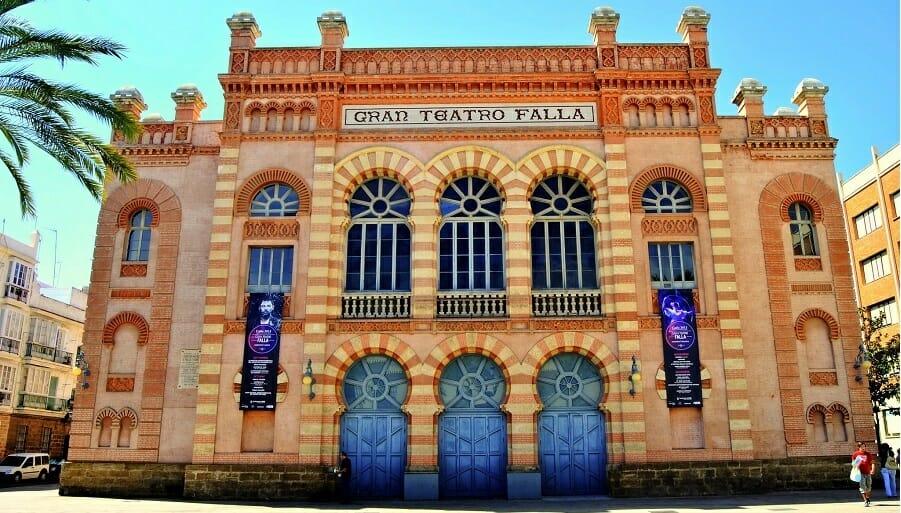 Concurso de agrupaciones del Carnaval de Cádiz - Teatro Falla de Cádiz