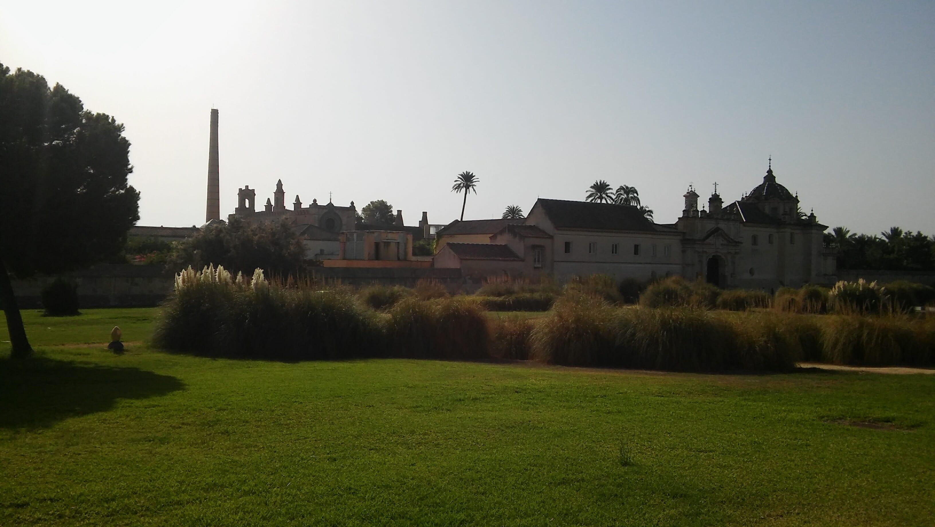Arquitectura religiosa en Sevilla: Monasterio de Santa María de las Cuevas