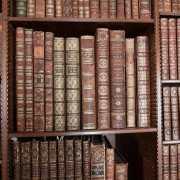 Biblioteca Relación de libros leídos por Francisco Calvo