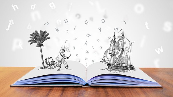 Cuentacuentos - Actividades literarias en Andalucía