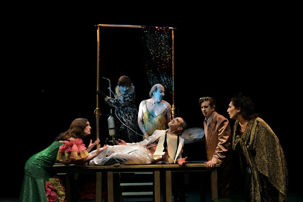 El desguace de las musas (Teatro Municipal de Arahal)