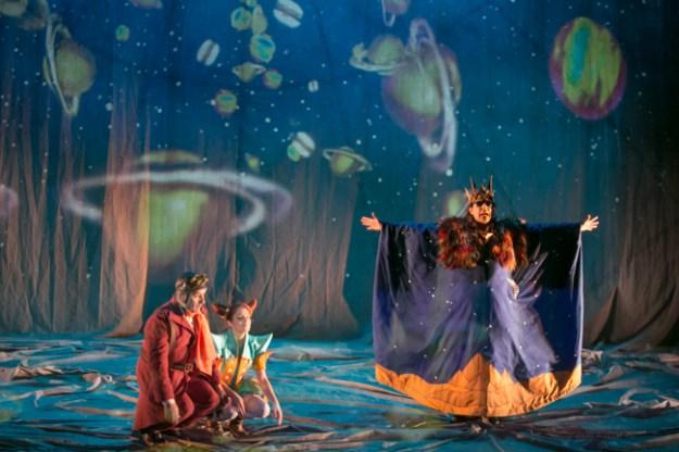La principita (Teatro Municipal de Arahal)