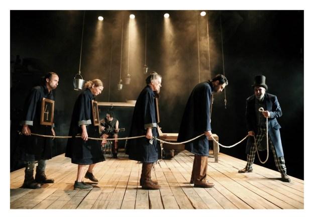 Las aventuras de T. Sawyer (Teatro Municipal de Arahal).