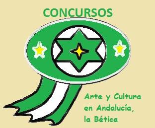 Logotipo concursos Arte y Cultura en la Bética Andalucía