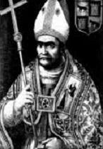 Bartolomé de Carranza (Fuente: panel expositivo del Castillo de San Jorge)