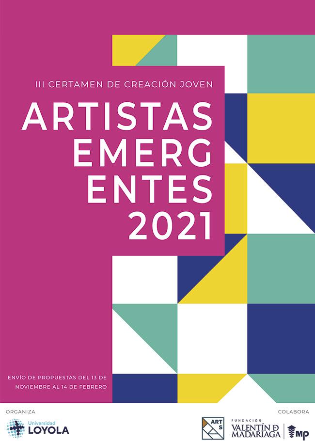 III Certamen Artistas Emergentes-Universidad Loyola Andalucía