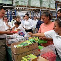 Gobierno entregará útiles escolares para estudiantes yucatecos