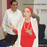 Alicia Alonso y el Ballet de Cuba presentan 'La magia de la danza' en reapertura del Teatro José Peón Contreras
