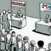 Repartir despensas no está en el ideario de la izquierda | Mario Mex Albornoz