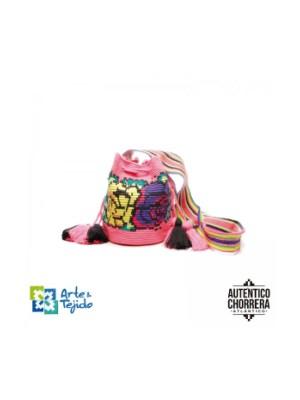 Arte y Tejido, Mochila Cobo, Chorrera, Mochila, Tejida, Knitted, Crochet, Natural Fibers, Algodón, Cotton, Fibras Naturales, Bag, Cobo
