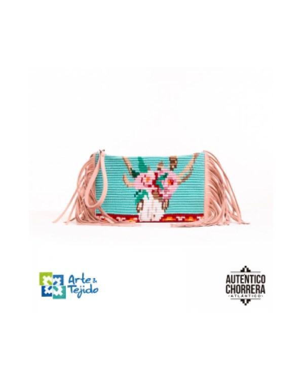 Arte y Tejido, Mochila Maidu, Chorrera, Mochila, Tejida, Knitted, Crochet, Natural Fibers, Algodón, Cotton, Fibras Naturales, Bag, Maidu