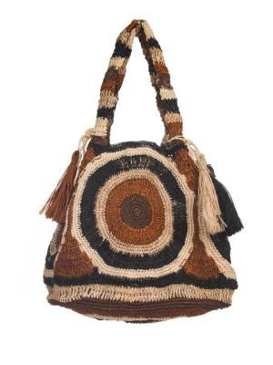 Arte y Tejido, Mochila Makuna, Chorrera, Mochila, Tejida, Knitted, Crochet, Natural Fibers, Algodón, Cotton, Fibras Naturales, Bag, Makuna