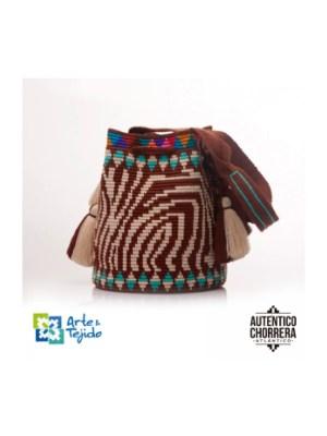 Arte y Tejido, Mochila Margay, Chorrera, Mochila, Tejida, Knitted, Crochet, Natural Fibers, Algodón, Cotton, Fibras Naturales, Bag, Margay