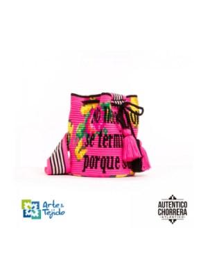 Arte y Tejido, Mochila Prudencia Pitre, Chorrera, Mochila, Tejida, Knitted, Crochet, Natural Fibers, Algodón, Cotton, Fibras Naturales, Bag, Prudrencia Pitre