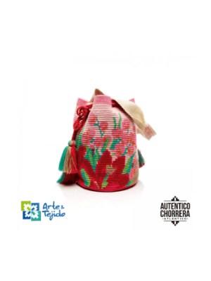 Arte y Tejido, Mochila Tacca, Chorrera, Mochila, Tejida, Knitted, Crochet, Natural Fibers, Algodón, Cotton, Fibras Naturales, Bag, Tacca