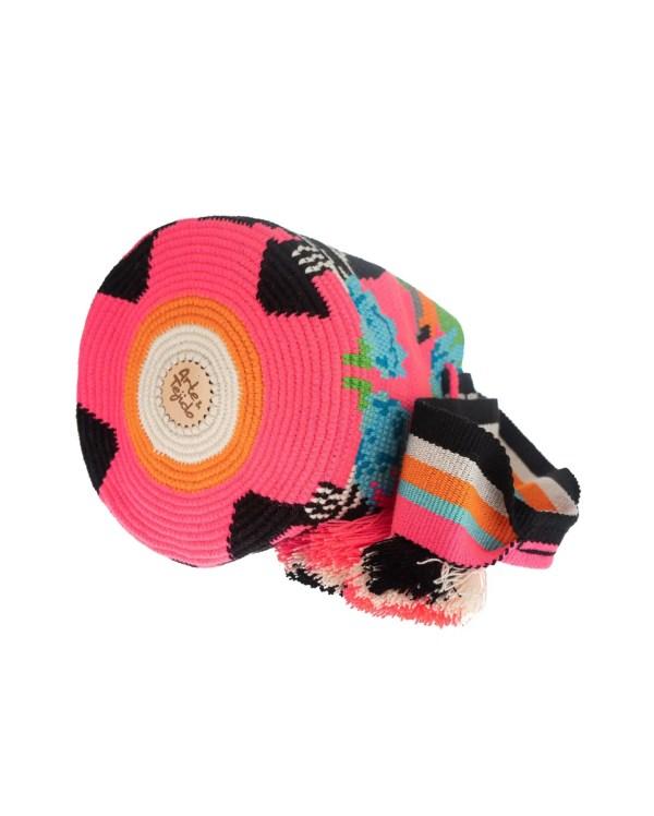 Arte y Tejido, Chorrera, Mochila, Tejida, Knitted, Crochet, Natural Fibers, Algodón, Cotton, Fibras Naturales, Bag, Tukan, Mochila Tukan