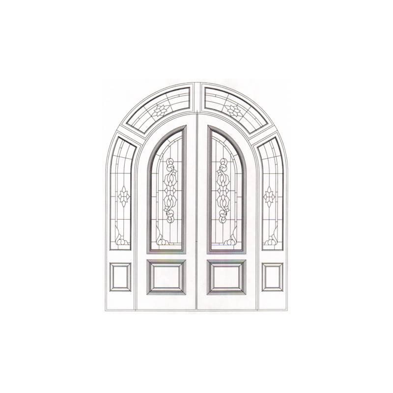 grand entrance door design