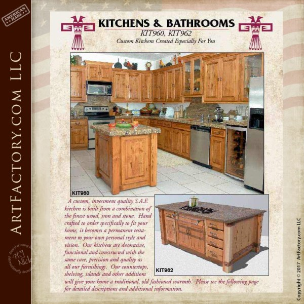 Fine Art Kitchen Cabinets: Hand Built To Stand The Test Of Time