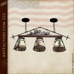 ski lodge theme chandelier custom wrought iron lighting