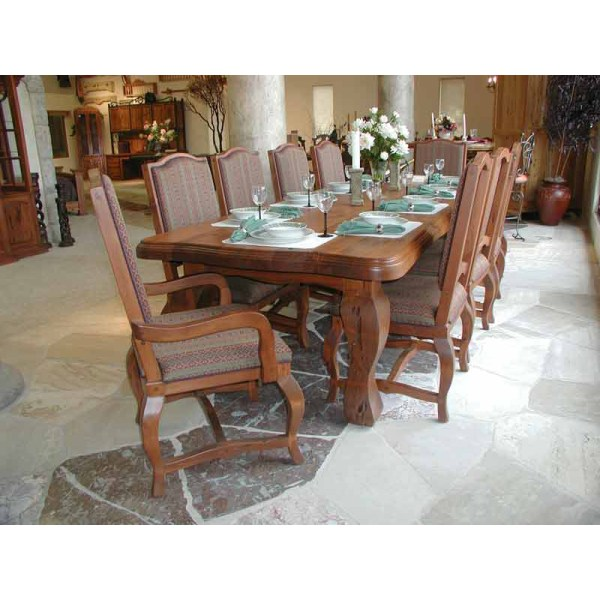 french dining table handmade solid wood french dining table handmade solid wood - French Dining Table