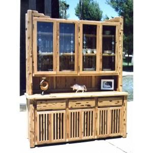 Hutch Display Cabinet