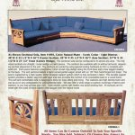 western style sectional sofa