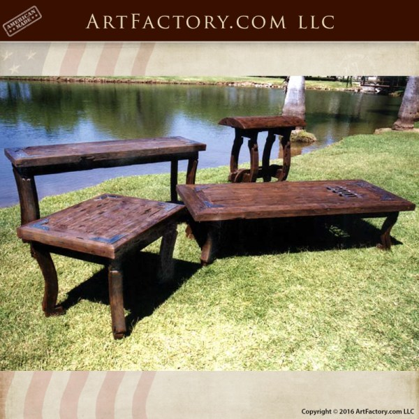 Spanish Mission Style Furniture