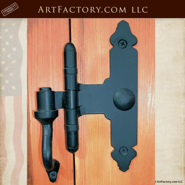 Window Hinge Hand Forged