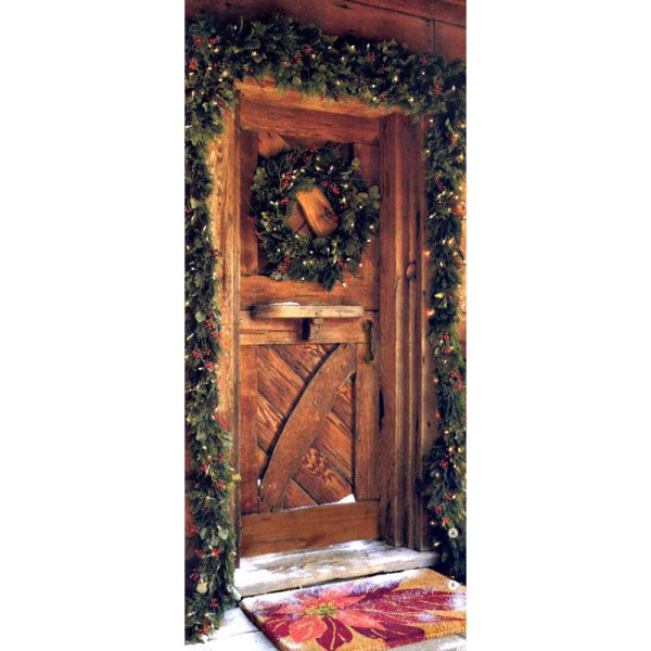 Dutch style cabin door