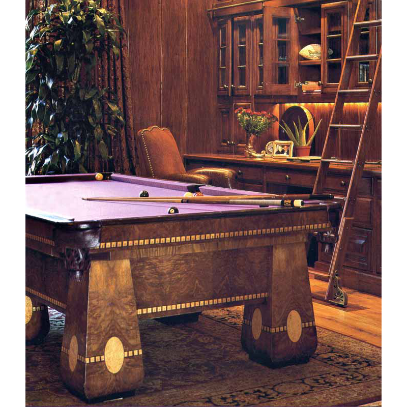 ... Pool Table The Medalist Antique Pool Table