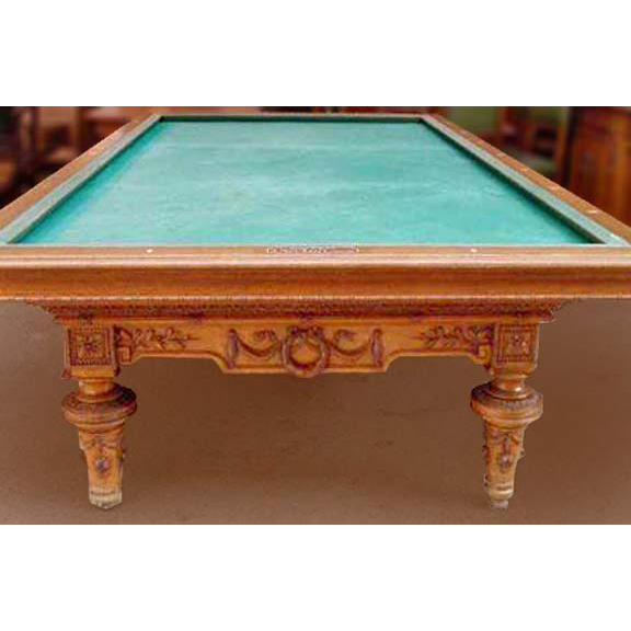 Vintage Billiard Tables