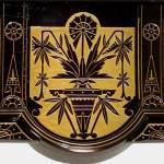 Tournament Billiard Table Brunswick & Balke Co 1878