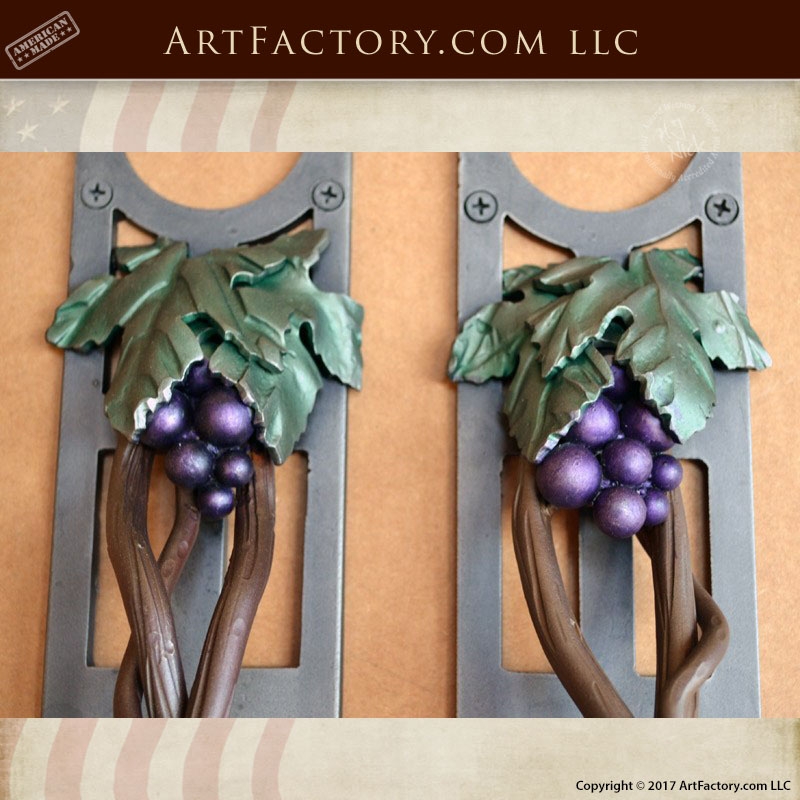 Grapevine Door Pull The Perfect Custom Handle For You