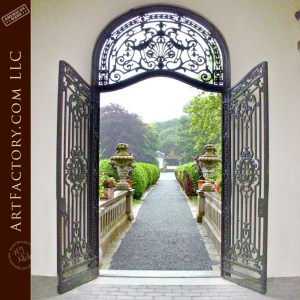 Fine Art Estate Gates