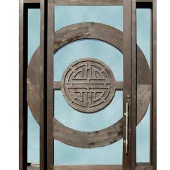 Hinges For Kitchen Cabinets High Flow Rate Faucets Japanese Doors  Oriental Door Designs   Custom Doors ...