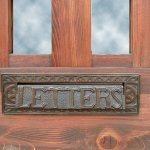 Door Arts and Crafts Door Circa 1908 America