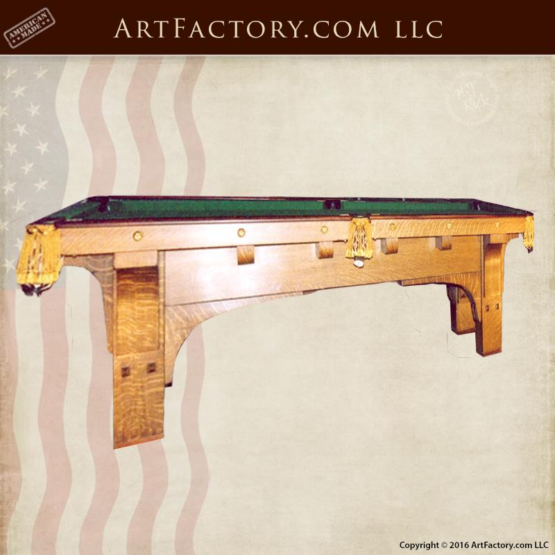 Craftsman-Pool-Table