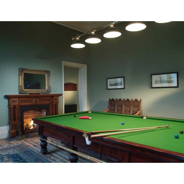 Pool Table Castle Oliver 17th Cen Ireland
