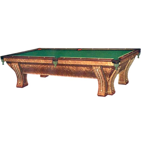 Pool Table Design From The Historical Record