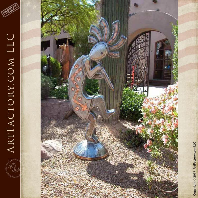 custom garden sculptures