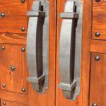 historic castle doors