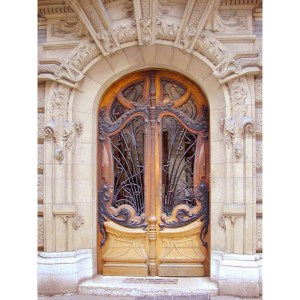 Doors Art Deco Design From Antiquity