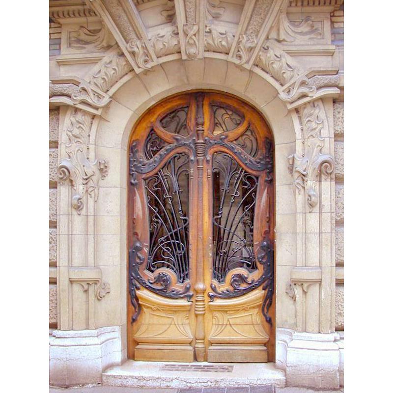 Doors Art Deco Design From Antiquity