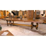 Dining Table Fine Art Custom Solid Wood Dining Tables