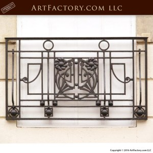 Fine Art Iron Railing