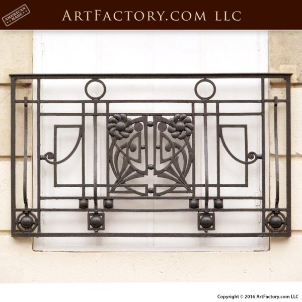 Fine Art Iron Railing