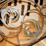 Wrought Iron Railing | Custom iron Stair Ways
