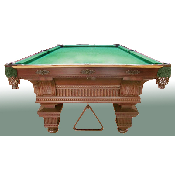 Billiards Tables | Hand Carved Custom Pool Tables