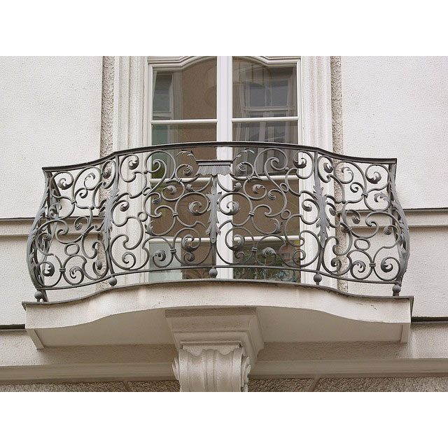 Balcony - Design From Historical Record