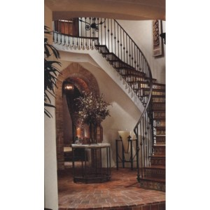 Stair Railings - Designed From The Historical Record